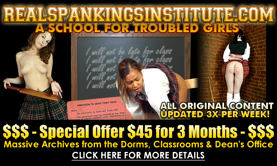 real spankings institute