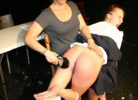 bare bottom thrashing
