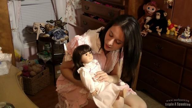 creepy dolly spanking