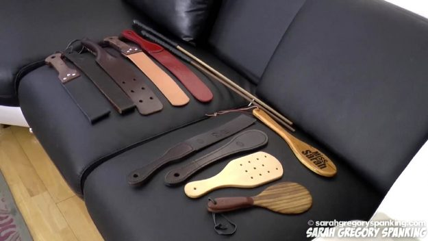 spanking implements