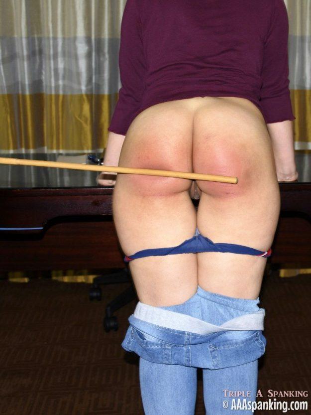 caning mackenzie reed