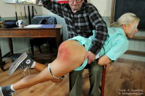 nurse spanking